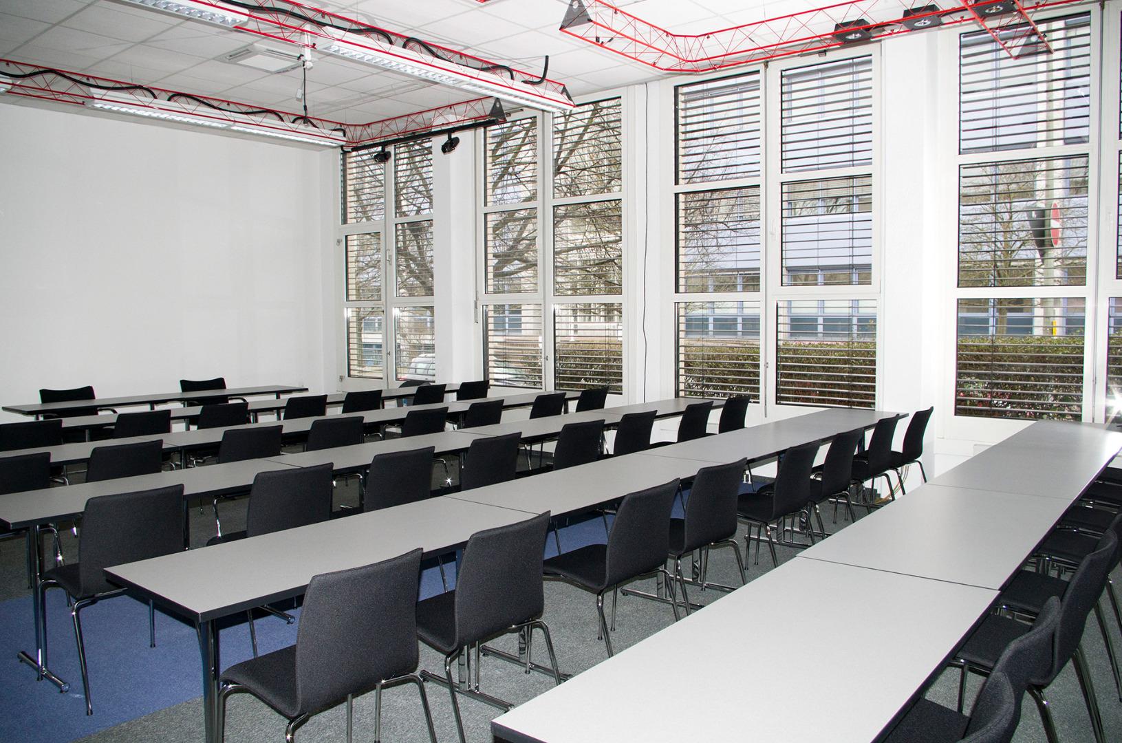 Seminarräume Frankfurt
