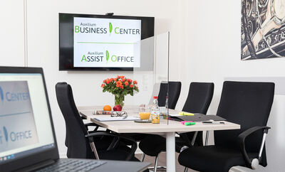 Besprechungs-/Coaching- und Konferenzräume im Bremer Business Center
