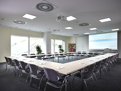Investitionsbank Seminarräume in der City West